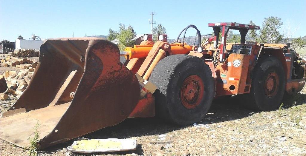 Used Mining Equipment For Rent Or Sale In Idaho Spring Colorado